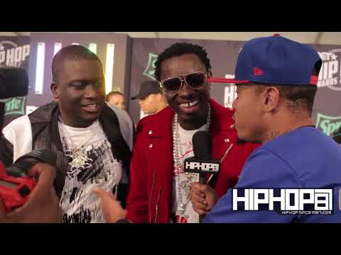 "Michael Blackson & Zoey Dollaz Talk Upcoming ""50 Cent A Day"" Album & More (2017 BET Hip-Hop Awards)"