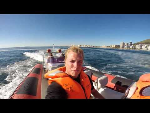 Jet boat, Cape Town, South Africa