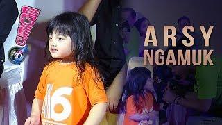 Arsy Rebut Mic Anang, Lalu Ngambek - Cumicam 22 Agustus 2017