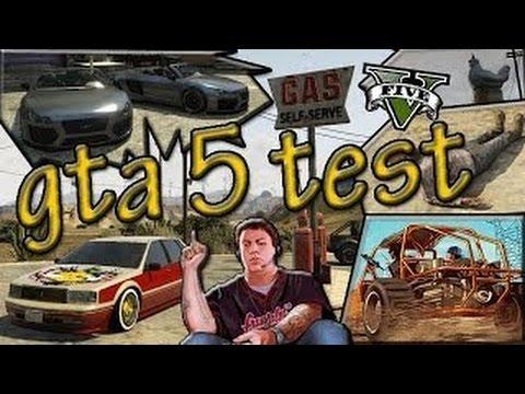 GTA V ONLINE - PS4 - TEST : Raid Labos Humane