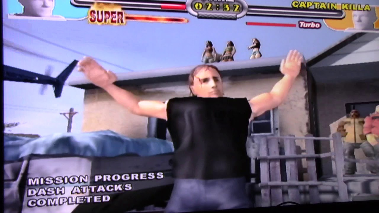 Xbox Gaming! Episode 1125: Backyard Wrestling 2: There ...