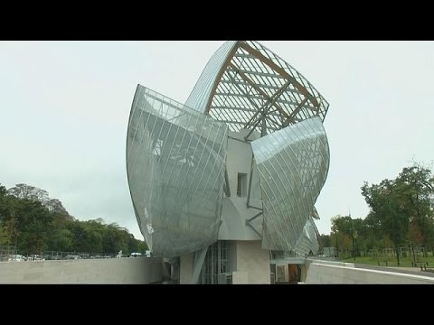 Louis Vuitton Foundation out of the bag - le mag