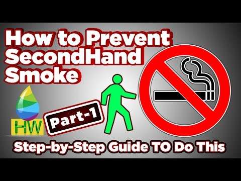 What is SecondHand Smoking? - And How You Can Prevent it | A Definite Guide | HealthIzWealth