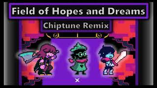 The World Revolving (8-Bit Remix) - Deltarune