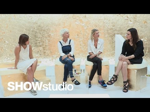 Celine Womenswear - Spring / Summer 2015 Panel Discussion