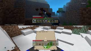 New guest!   Minecraft Survival Ep  9