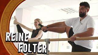 Krämpfe beim Ballett! Hartes Schwanensee-Training | Teil1