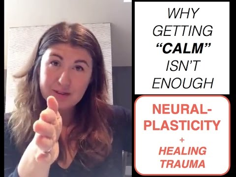 Why getting 'calm' isn't enough || Neuroplasticity + Healing Trauma || with Irene Lyon