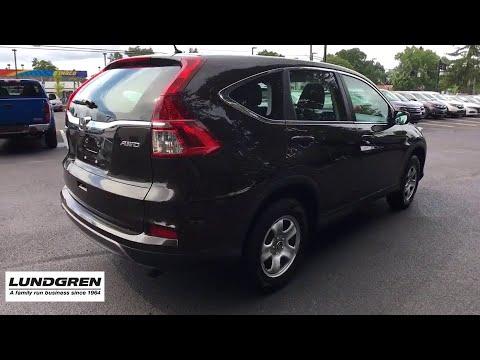 2015 Honda CR V Greenfield, Keene, Brattleboro, Northampton, Springfield, MA  A18146