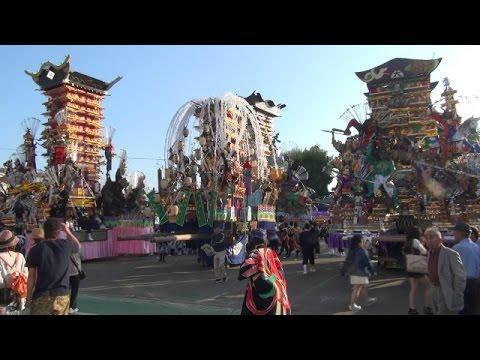 菅原神社神幸祭 2015年 福岡県福智町 | Doovi