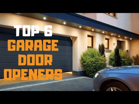 Best Garage Door Opener In 2019 - Top 6 Garage Door Openers Review