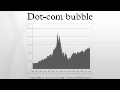 Dot-com bubble