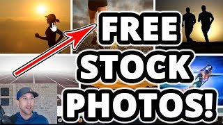 5 Sources For Free Stock Photos & Royalty Free Images For Your Content Marketing And Social Media