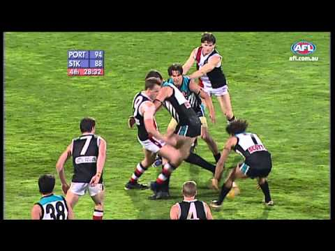 Final two minutes - 2004 Preliminary Final - Port Adelaide v St Kilda