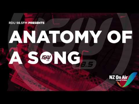 ANATOMY OF A SONG - EP One - TRINITY ROOTS -