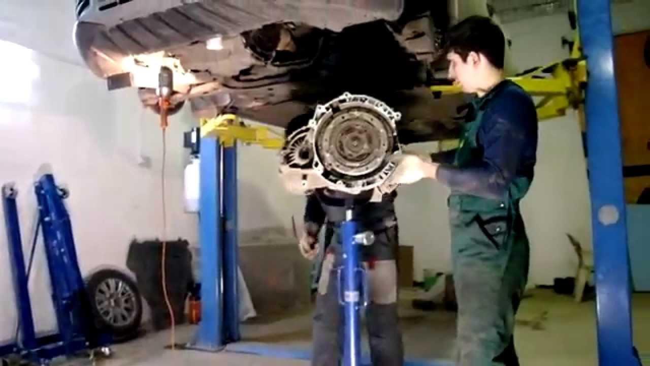 ремонт коробки powershift ford s-max