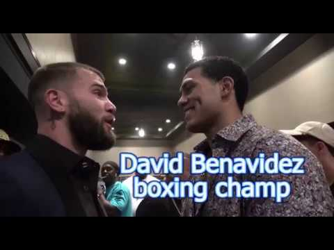 Caleb Plant wants David Benavidez for his next fight