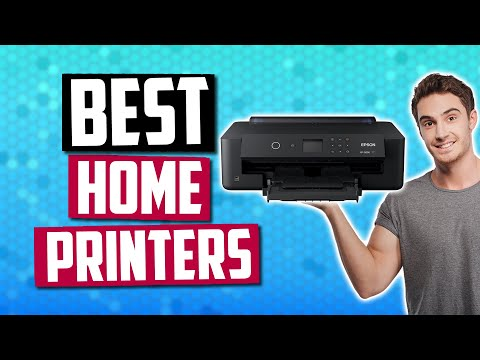 Best Home Printers In 2019 - For Photos, Documents & Home Use