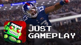 EA Sports: Madden NFL 16 - PS4 Gameplay [1080p HD, 60fps]
