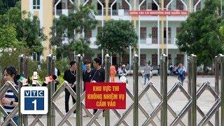 """Sơn La, Hòa Bình, Hà Giang đứng """"chót bảng"""" hầu hết các môn thi"""