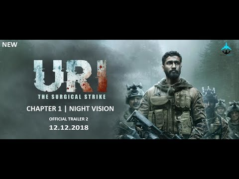 URI | CHAPTER 1- NIGHT VISION | VICKY KAUSHAL | SURGICAL STRIKE | GROUNDED DREAMERS
