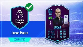 POTM LUCAS MOURA SBC COMPLETED!! - CHEAPEST METHOD! FIFA 19
