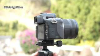 Panasonic GH2 modified camera - Normal and Infrared photography 2 in 1