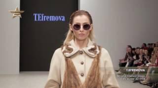 T.EFREMOVA  Belarus Fashion Week Fall/Winter 2017-18 | From the Runway