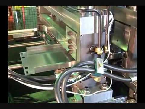 Custom Rollform Products Shelf Fabrication