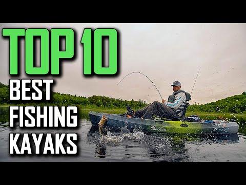 Top 10 Best Fishing Kayaks 2020