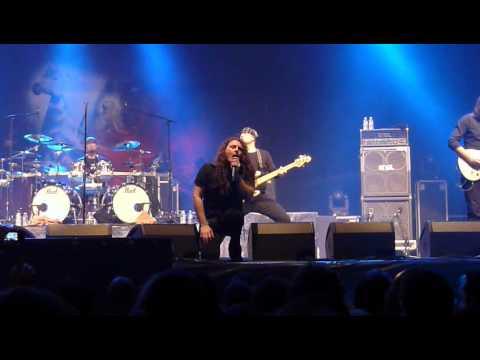 Rhapsody of Fire Lost in Cold Dreams @ PPM Fest 2012 Mons Belgium 6-4-2012