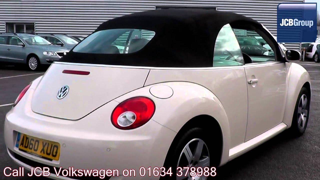 2010 Volkswagen Beetle Cabriolet 1 9l Harvest Moon Beige