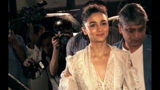 Alia Bhatt, Ranbir Kapoor, Karan Johar at Jio Mami Film Mela 2017