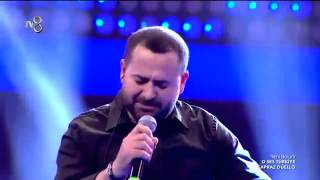 Hasan Şahinsoy   Bu Adam Benim Babam  O Ses Türkiye 28 01 2015 Mükemmel Seslendirme
