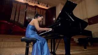 Dinara Klinton – Polonaise in F sharp minor Op. 44 (second stage)