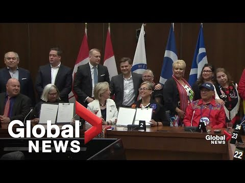 Métis In Canada Granted Right For Self-governance