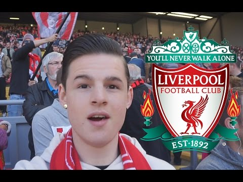 FIRST EVER ANFIELD EXPERIENCE! Liverpool v Crystal Palace! *VLOG*