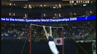2009 Artistic Gymnastics World Championships.Men's All-Around Final.Part 13/16