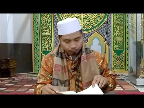 [LIVE] Syarah AsSunnah - Ustadz Abu Ibrahim Agustiar, LC, MA