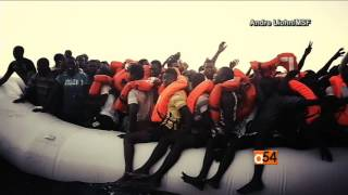 E.U. Migrants Blocked