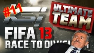 FIFA 13   Ultimate Team   Race To Division One   I'M GOING IN!!!! #11