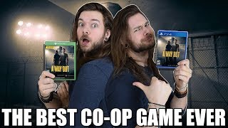 A WAY OUT Is The BEST Co-op Game Ever