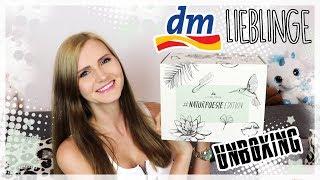 DM Lieblinge | #NaturPoesie Edition | Unboxing 2018