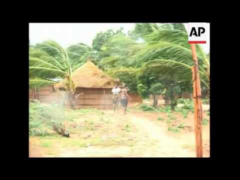Mozambique - Cyclone and floods