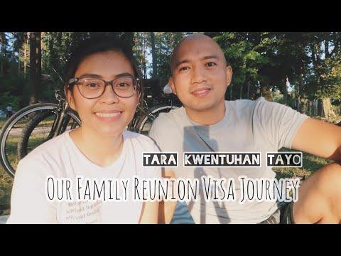 Family Reunion Visa Journey