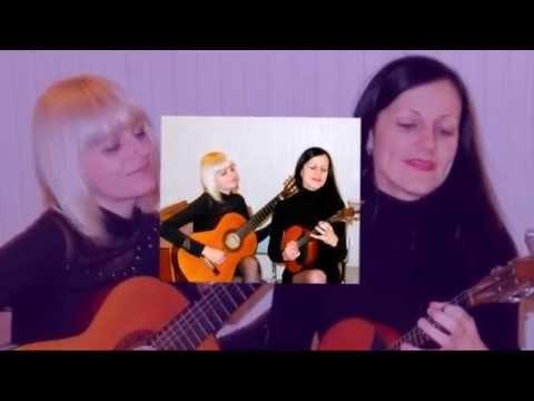 Duo Taina (Mystery).Lesya Pazushenko(domra)@Maria Morozova (guitar)