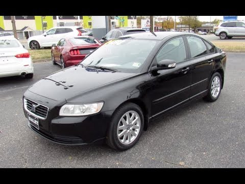 2008 Volvo S40 Read Owner And Expert Reviews Prices Specs