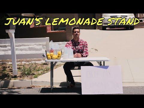 Juan's Lemonade Stand | David Lopez