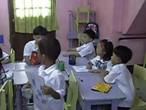 JIL Christian School - Shekinah Kinder vid5