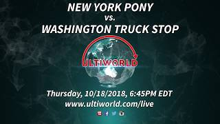 2018 Nationals Preview: PoNY v. Truck Stop